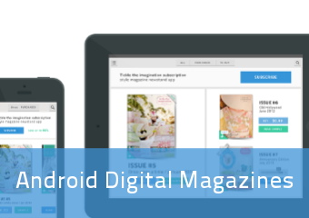 Android Digital Magazines | PressPad