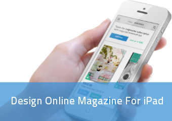 Design Online Magazine For Ipad | PressPad