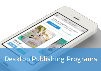 Desktop Publishing Programs | PressPad