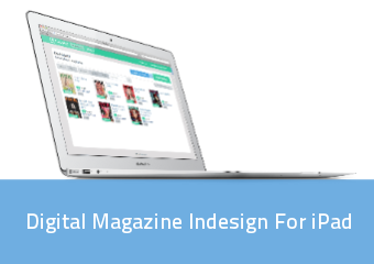 Digital Magazine Indesign For Ipad | PressPad