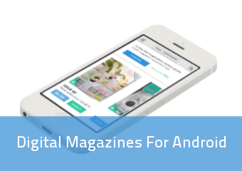 Digital Magazines For Android | PressPad