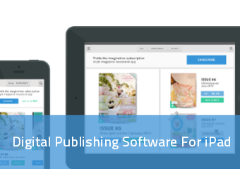Digital Publishing Software For Ipad | PressPad
