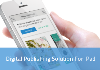 Digital Publishing Solution For Ipad | PressPad