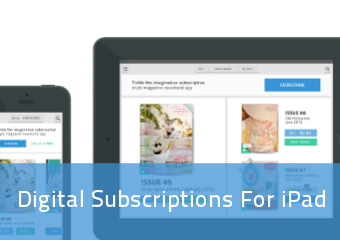 Digital Subscriptions For Ipad | PressPad