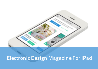 Electronic Design Magazine For Ipad | PressPad