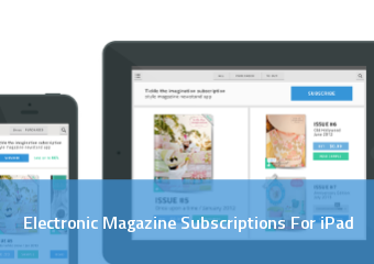 Electronic Magazine Subscriptions For Ipad | PressPad