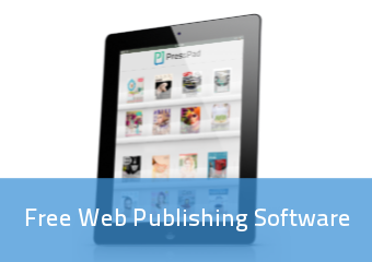 Free Web Publishing Software | PressPad