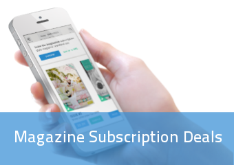Magazine Subscription Deals | PressPad