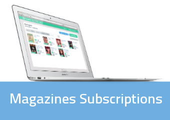 Magazines Subscriptions | PressPad