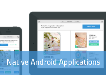 Native Android Applications | PressPad