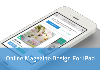 Online Magazine Design For Ipad | PressPad