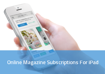 Online Magazine Subscriptions For Ipad | PressPad