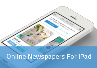 Online Newspapers For Ipad | PressPad