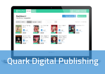 Quark Digital Publishing | PressPad