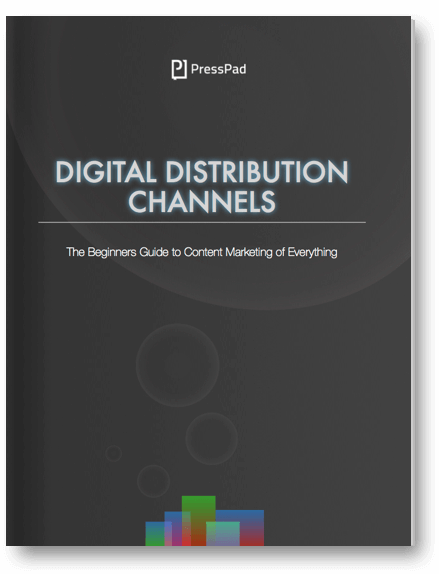 Digital Distribution channels e-book for publishers