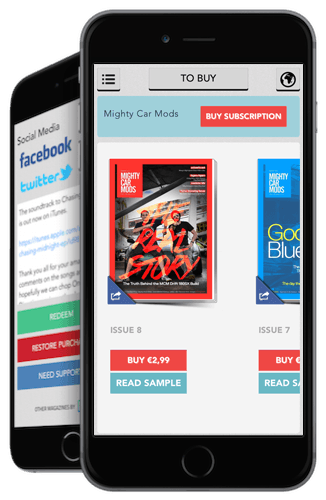 newsstand apps for tablets