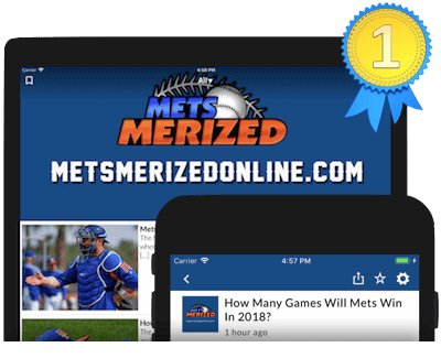 Mets Merised app by PressPad News